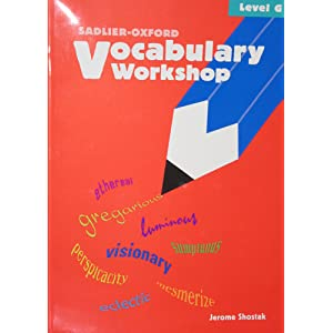 High School Vocabulary Books Views