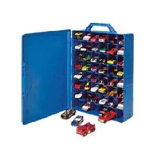 Click to buy Toy Car Storage: Hot Wheels Case from Amazon!