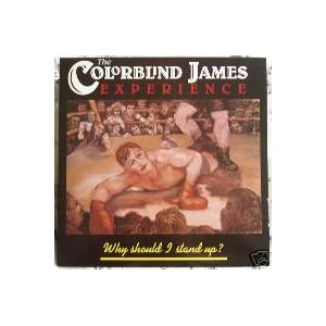 Colorblind James Experience - Why Should I Stand Up?