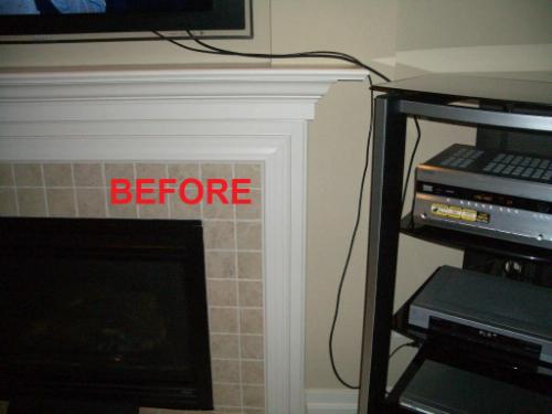 wiremold c210 cord mate ii kit home improvement. Black Bedroom Furniture Sets. Home Design Ideas