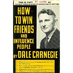 how to make friends and influence them dale carneie