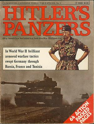 Hitler's Panzers (Marshall Cavendish World War II Special No. 3), Various contributors