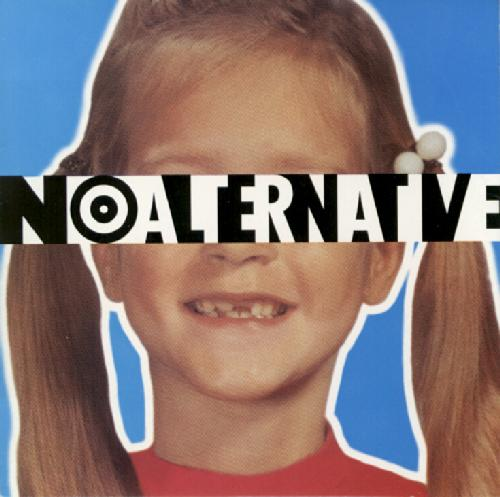 No Alternative album cover