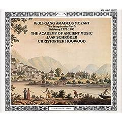 Mozart : les symphonies Ca60224128a04df2b9ae6010._AA240_.L