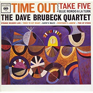 "Featured recording ""Time Out: Dave Brubeck Quartet"""