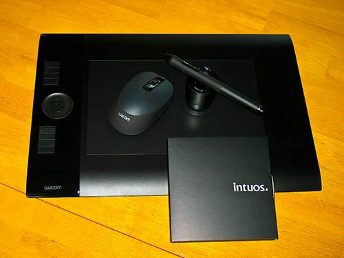 Wacom Intuos4 Large Pen Tablet. Mua hàng Mỹ tại e24h. vn