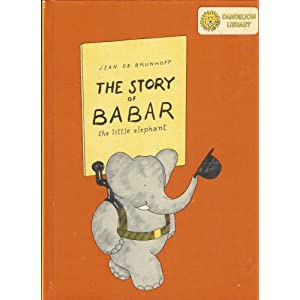 The Story of Babar (Babar Books (Random House))
