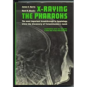 X-Raying the Pharaohs cover image