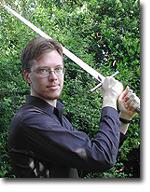 Image of Erik Scott de Bie
