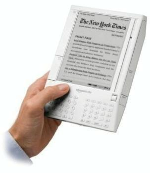 A few little known details about the Kindle