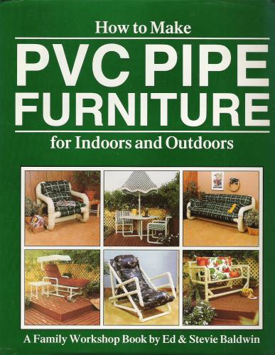 build pvc patio furniture