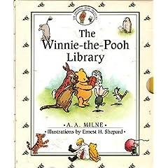 Winnie The Pooh Book 1