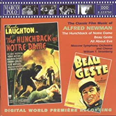 The Hunchback of Notre Dame/All About Eve/Beau Geste