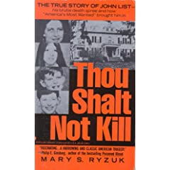Thou Shalt Not Kill