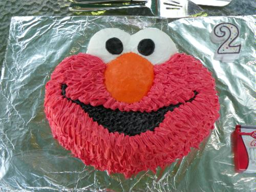 Elmo Cake Decorating Instructions : Amazon.com: Wilton Elmo Face Cake Pan: Novelty Cake Pans ...