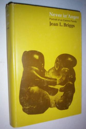 jean briggs never in anger