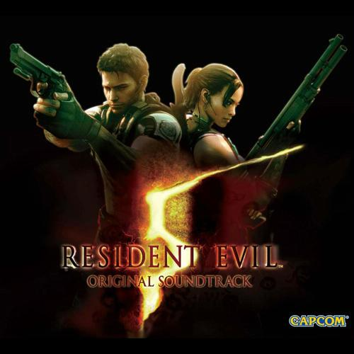 OST   Resident Evil 5 3CD 2009