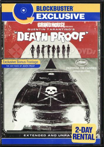 next film Grindhouse Presents, Death Proof – Extended and Unrated