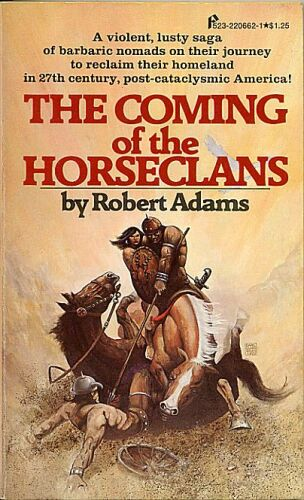 the coming of the horseclans pdf