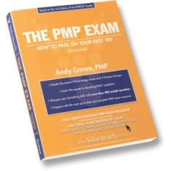 The PMP Exam: How to Pass On Your First Try (Test Prep series) (Paperback)