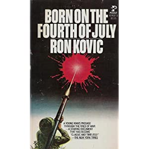 born on the fourth of july essay