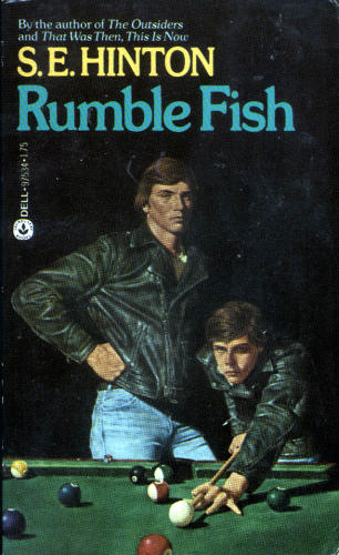young adult literature reviews s e hinton rumble fish