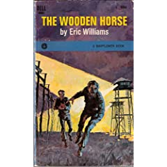 book cover: The Wooden Horse by Eric Williams