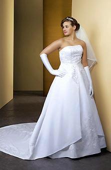 David's Bridal Catalog Picture