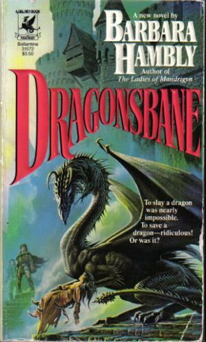 Barbara Hambly - Dragonsbane Reviews