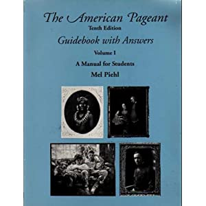 the american pageant 12th edition pdf