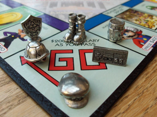 Monopoly Nintendo Special Collectors Edition board game