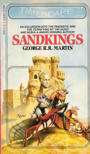 Sandkings book cover