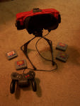 Nintendo Virtual Boy system