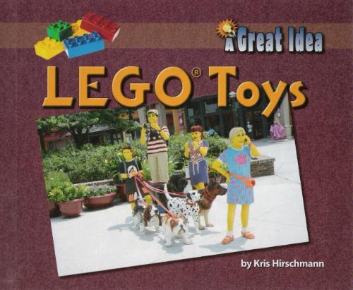 LEGO Toys by Kris Hirschmann
