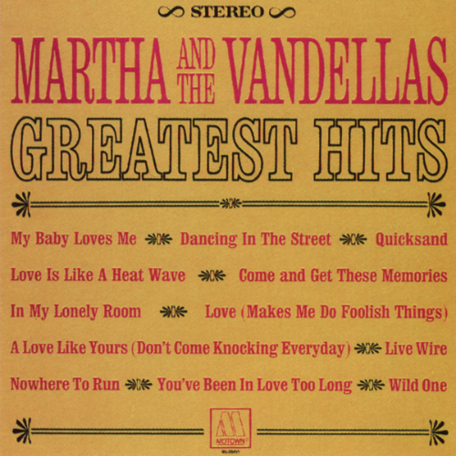 Martha The Vandellas Live Wire Old Love Lets Try It Again