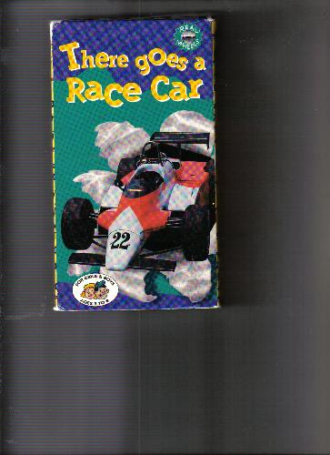 There Goes A Race Car Vhs
