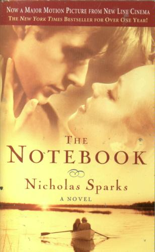 nicholas sparks the notebook book report With over 100 million copies of his books sold, nicholas sparks is one of the the book report network in the notebook, nicholas sparks presents a.