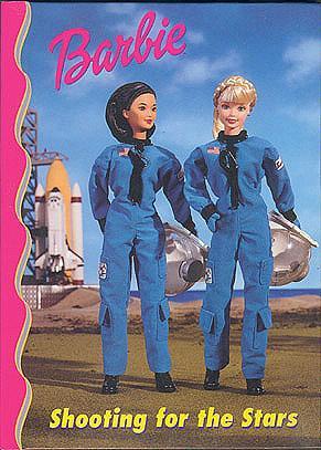 Barbie: Shooting for the Stars, Stillman, Karen; Saxon, Victoria