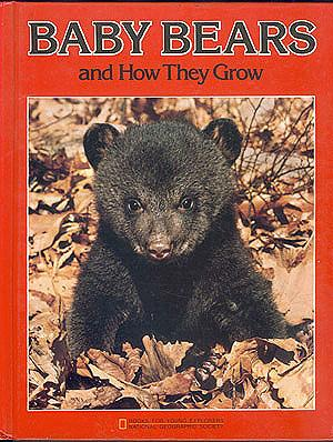 Baby Bears and How They Grow, Buxton, Jane Heath