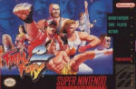 Fatal Fury 2 also appeared on SNES