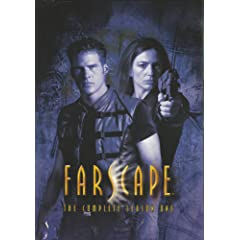 cover of Farscape