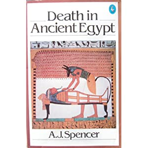 Death in Ancient Egypt cover image