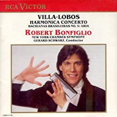 Robert Bonfiglio, harmonica