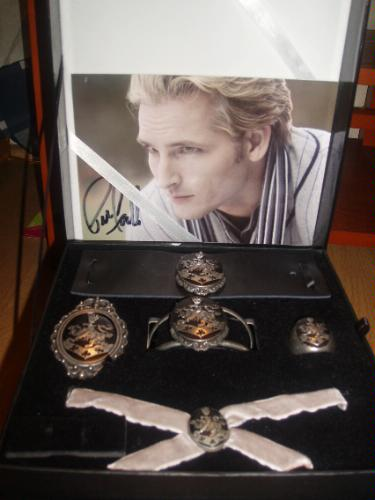 Jewelry Set of the Cullen Family