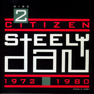 Steely Dan - Citizen Steely Dan (4 CD Boxset) (1993) MP3