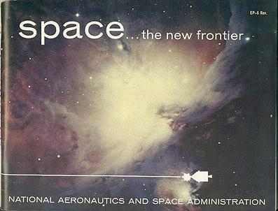 Space: The New Frontier, Seigel, Victor; Gardner, George (editor)