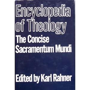 Concise Sacramentum Mundi