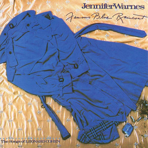 Leonard Cohen - Famous Blue Raincoat Lyrics