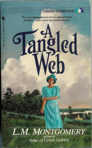 a tangled web by lm montgomery � hope is the word