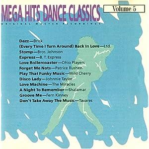Mega Hits Dance Classics: 5